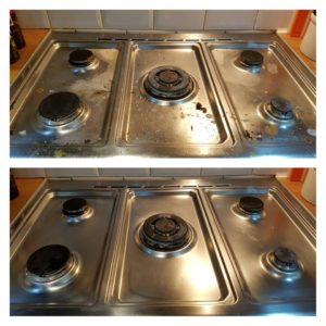 Book now our kitchen deep cleaning service